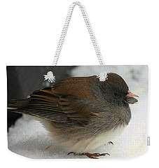 All Puffed Up Weekender Tote Bag
