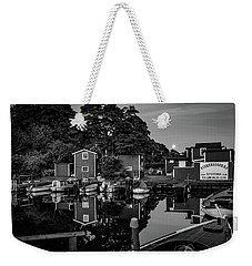 All Quiet Weekender Tote Bag