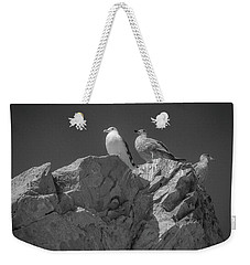 Weekender Tote Bag featuring the photograph All Quiet On The Western Front by Samuel M Purvis III