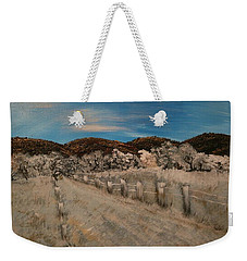 All Roads Lead To Frozen Ranch Weekender Tote Bag