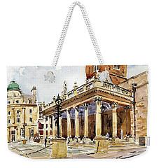 All Saints Church Northampton Weekender Tote Bag
