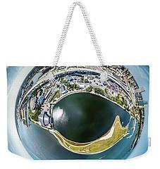 All Seeing Eye Weekender Tote Bag