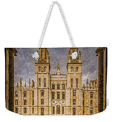 Oxford, England - All Soul's Weekender Tote Bag