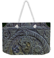 All Symbolic Death Weekender Tote Bag by Lisa Brandel
