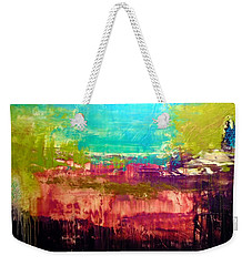 All That Glitters Isnt Gold Weekender Tote Bag