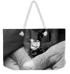 All That Is Precious Weekender Tote Bag