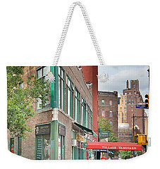 All That Jazz - Greenwich Village Vangaurd  Weekender Tote Bag
