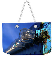 All The Blue Weekender Tote Bag