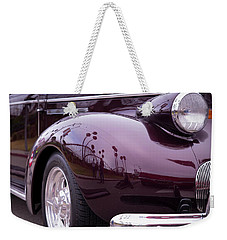All The Curves Weekender Tote Bag