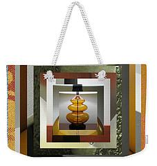 Alladin's Lamp Weekender Tote Bag by Paul Moss