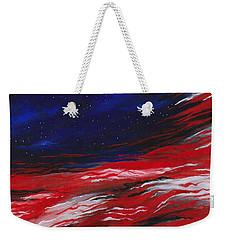Allegiance Weekender Tote Bag