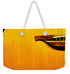 Weekender Tote Bag featuring the photograph Allegria by The Art Of Marilyn Ridoutt-Greene
