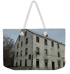 Weekender Tote Bag featuring the photograph Allentown Gristmill by Steven Richman
