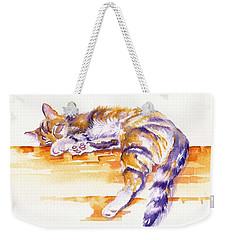 Alley Cat Weekender Tote Bag