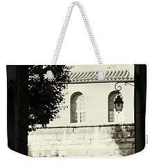 Alley Mystery Weekender Tote Bag