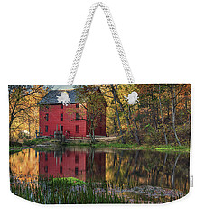 Alley Spring Mill Fall Mo Dsc09240 Weekender Tote Bag