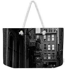 Alleyway I Weekender Tote Bag