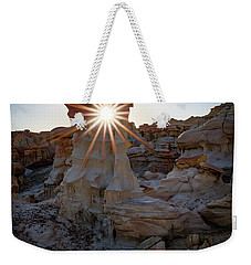 Allien's Throne Weekender Tote Bag
