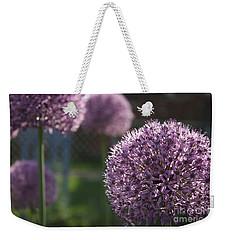 Allium Weekender Tote Bag