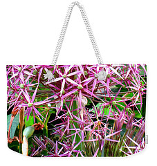 Allium Weekender Tote Bag