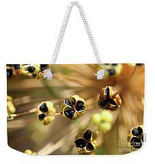 Allium Seed 1 Weekender Tote Bag