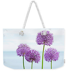 Alliums 2 Weekender Tote Bag
