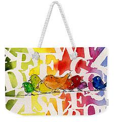 Allphabirds Weekender Tote Bag