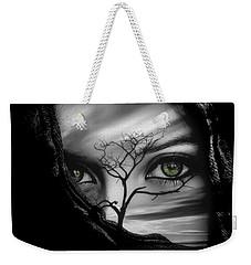 Allure Of Arabia Green Weekender Tote Bag by ISAW Gallery