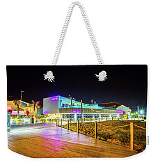 Alma At Night Weekender Tote Bag