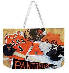 Alma High School Athletics Weekender Tote Bag