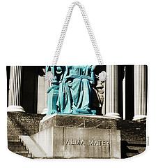 Alma Mater Weekender Tote Bag