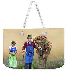 Almabtrieb Weekender Tote Bag