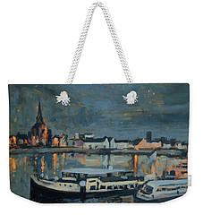 Almost Christmas In Maastricht Weekender Tote Bag