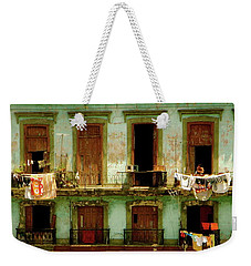 Almost Dry Weekender Tote Bag by Valerie Rosen