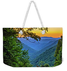 Almost Heaven - West Virginia 3 Weekender Tote Bag