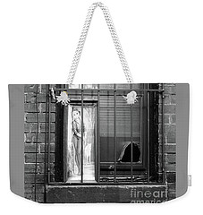 Weekender Tote Bag featuring the photograph Almost Home by Joe Jake Pratt