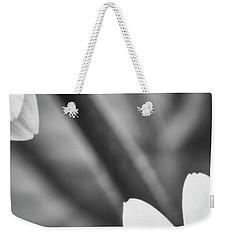 Almost Touching Weekender Tote Bag