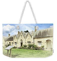 Almshouse Edgware London Weekender Tote Bag