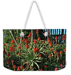Aloe Choir Weekender Tote Bag