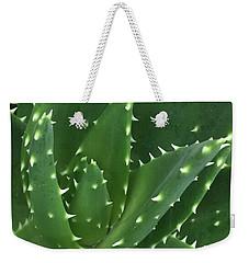 Aloe-icious Weekender Tote Bag