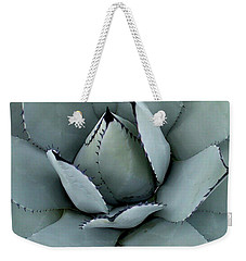 Weekender Tote Bag featuring the photograph Agave by Melinda Blackman