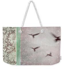 Aloft Weekender Tote Bag by Patricia Strand