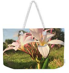 Aloha Weekender Tote Bag by LeeAnn Kendall
