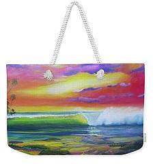 Aloha Reef Weekender Tote Bag