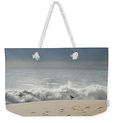 Alone - Jersey Shore Weekender Tote Bag