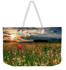 Alone Among Many Weekender Tote Bag