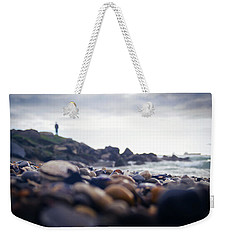Alone Weekender Tote Bag by April Reppucci