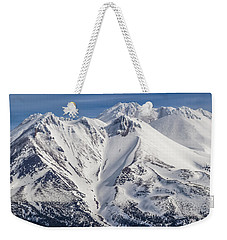 Alone At The Top Weekender Tote Bag