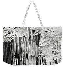 Alone In The Woods Weekender Tote Bag