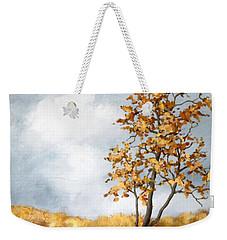 Alone Weekender Tote Bag by Inese Poga